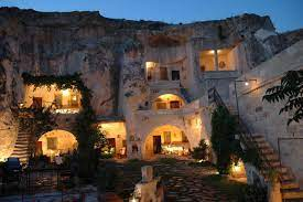 The Ten Most dazzling Cave Hotels Around the World to Stay In