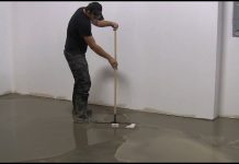 leveling Cement