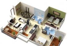 How to Furnish a Compact 2BHK